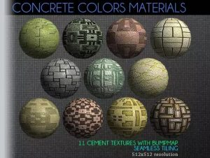 Read more about the article Concrete Colors Materials