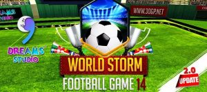 Read more about the article World Storm Football