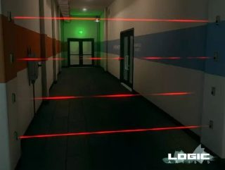 Read more about the article Laser Beam Tripwire Shader