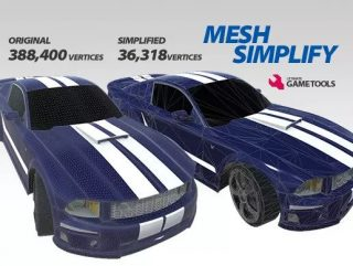 Read more about the article Mesh Simplify