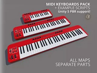 Read more about the article MIDI Keyboards Pack
