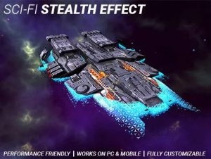 Read more about the article Sci-Fi Stealth Effect