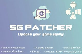 Read more about the article SG Patcher – Update your game easily [In-App]