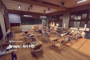 Read more about the article Snaps Art HD | School