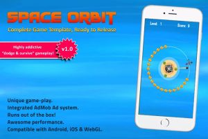 space-orbit-addictive-dodge-survive-game-template