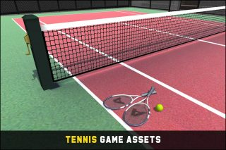 Read more about the article Tennis Game Assets