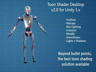 Read more about the article Toon Shader Desktop