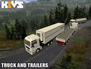 Read more about the article Truck and trailers