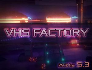 Read more about the article VHS FACTORY Dark Style