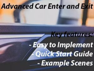 Read more about the article Advanced Car Enter and Exit