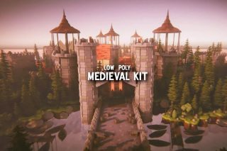 Read more about the article Low Poly Medieval Kit