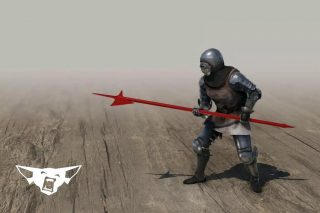 Read more about the article Spear And Halberd Animset