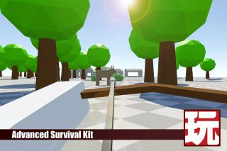 Read more about the article Advanced Survival Kit for Playmaker: FPS Game Template