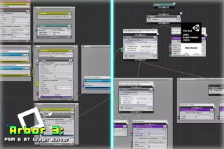 Read more about the article Arbor 3: FSM & BT Graph Editor