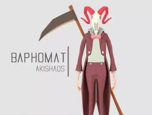 baphomet-lowpoly-character