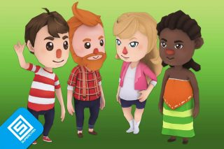 Read more about the article Character Pack: Common People