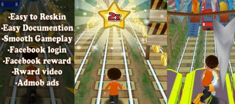 Read more about the article Endless Subway Surfers Type Source Code