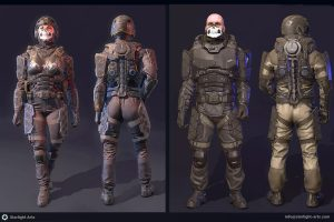 Read more about the article Futuristic Soldier`s Pack