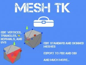 Read more about the article Mesh Toolkit