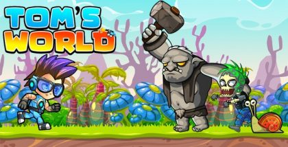 Read more about the article Super Jungle Adventure Tom World Full Unity Game