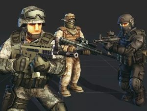 Read more about the article Toon Soldiers – Armies