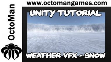 Read more about the article Unity Particle VFX – Snow – Weather Particle Effects