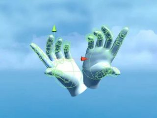 Read more about the article VR Hand Physics (Oculus Avatar Hand Collisions)