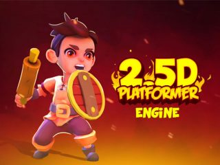 Read more about the article 2.5D Platformer Engine