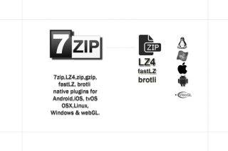 Read more about the article 7Zip, lzma, LZ4, fastLZ, zip/gzip & brotli multiplatform plugins