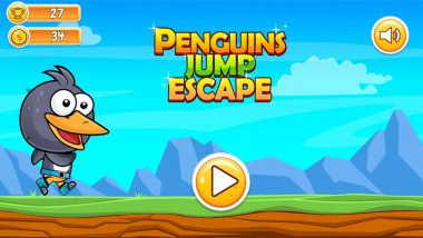 Read more about the article Penguin Jump Escape Source Code