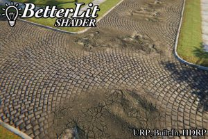 Read more about the article Better Lit Shader