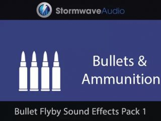 Read more about the article Bullet Flyby SFX Pack 1