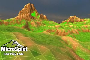 Read more about the article MicroSplat – Low Poly Look