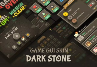 Read more about the article GUI Kit – DarkStone