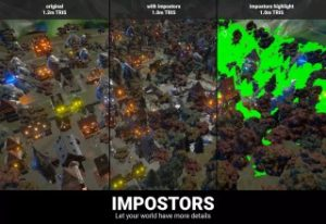 Read more about the article Impostors – Runtime Optimization