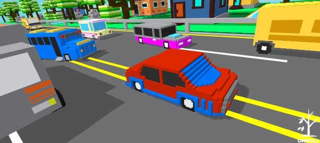 Read more about the article Blocky Highway Source Code