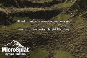 Read more about the article MicroSplat – Texture Clusters
