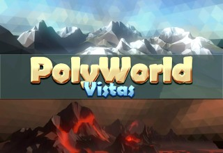 Read more about the article PolyWorld: Low Poly Vistas