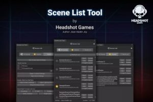 Read more about the article Scene List Tool