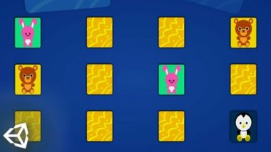 Read more about the article Unity C# 2d Memory Matching Game