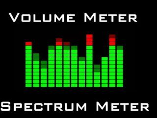 Read more about the article 3D Volume Meter and Spectrum Meter