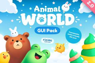 Read more about the article Animal World GUI Pack