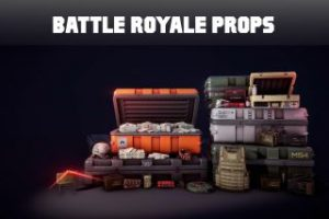 Read more about the article Battle Royale Props