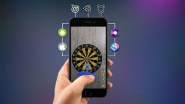 Read more about the article Build a Augmented Reality Dartboard Game with Unity 2021