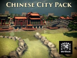 Read more about the article Chinese City Pack