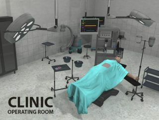 Read more about the article Clinic – Operating room