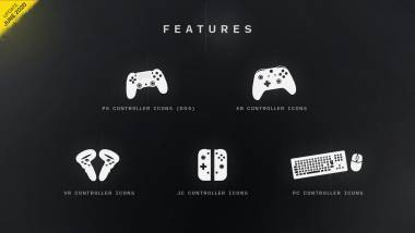 Read more about the article Controller Icon Pack V3