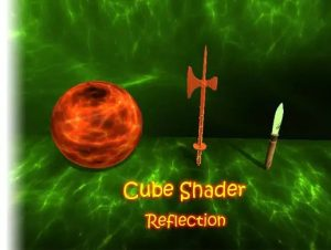 Read more about the article Cube Shader