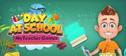 Read more about the article Day at School: My Teacher Game