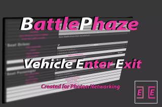 Read more about the article Enter Exit Vehicle Networked